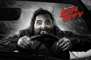 Sin City - Modern cars, they all look like electric shavers